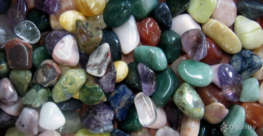 Výběr kamenů podle znamení